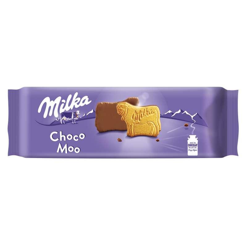 Biscuits Choco Moo, Milka (200 g)