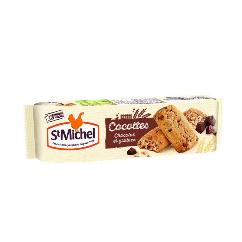 Cocottes au chocolat, St Michel (140 g)