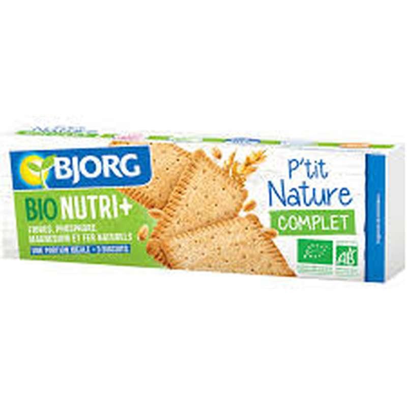 Biscuits Le P'tit Nature BIO, Bjorg (200 g)