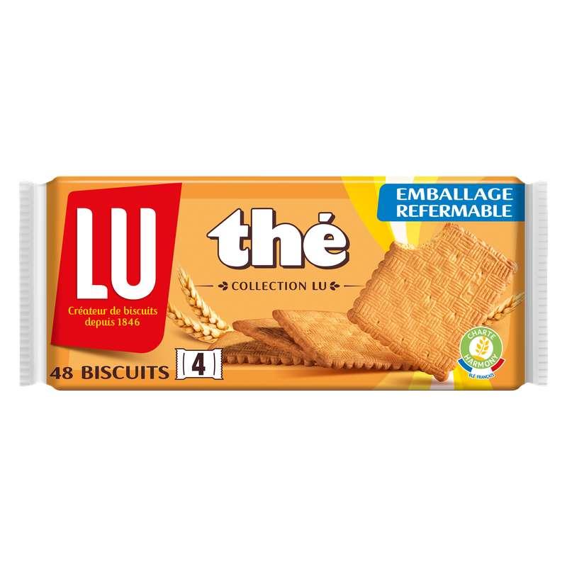 Biscuits Thé, Lu (x 48, 350 g)