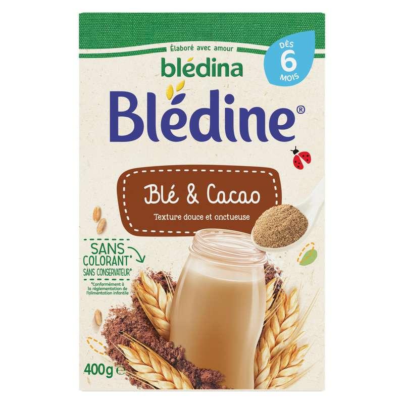 Blédine blé cacao - dès 6 mois, Blédina (400 g)
