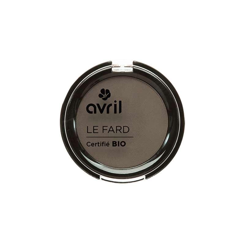 Fard à sourcils blond cendré certifié BIO, Avril (2,5 g)