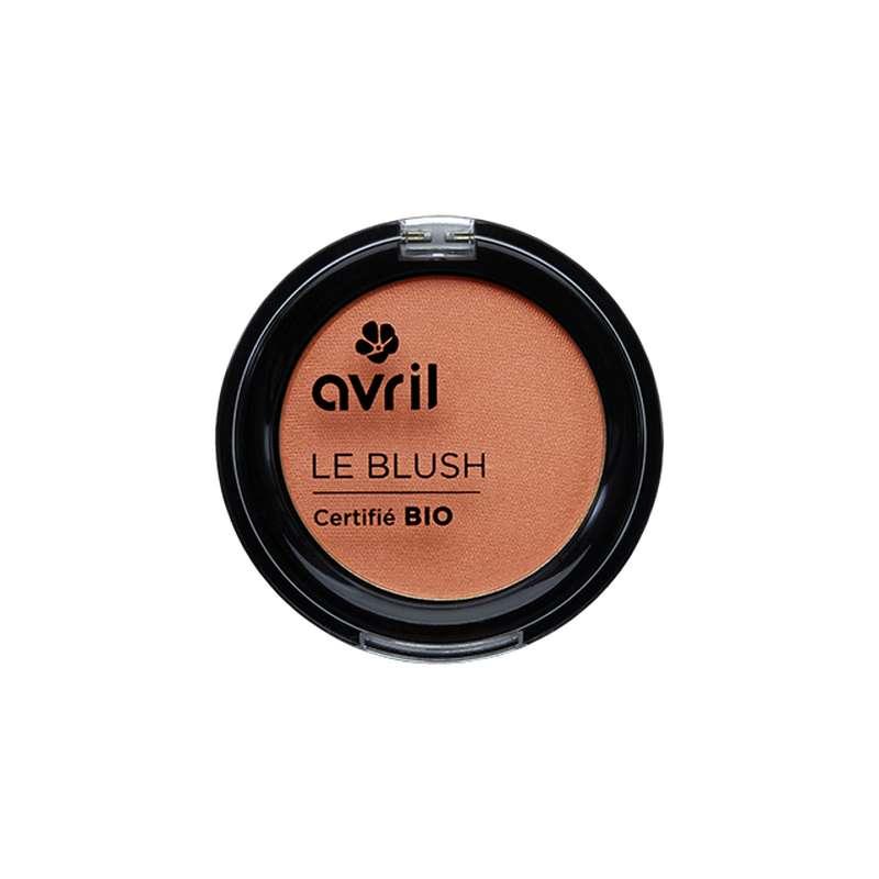 Blush pêche rosé certifié BIO, Avril (2,5 g)