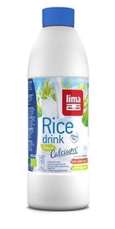 Boisson au riz BIO Rice drink natural calcium, Lima (1 L)