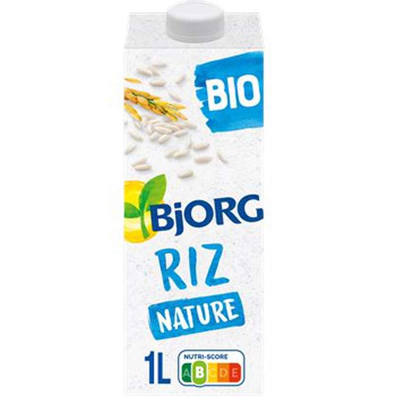 Boisson de riz BIO, Bjorg (1 L)