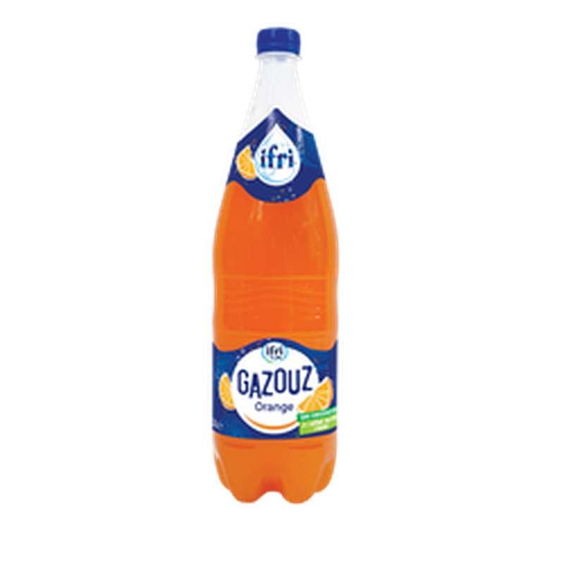 Boisson gazeuse à l'orange, Ifri (1,25 L)
