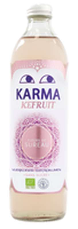Boisson pétillante Kéfruit aux fleurs de sureau BIO, Karma (50 cl)