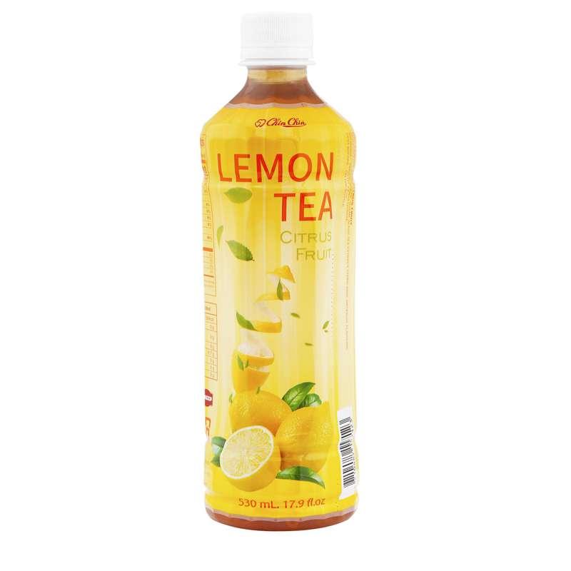 Boisson thé noir arôme citron, Chin Chin (530 ml)