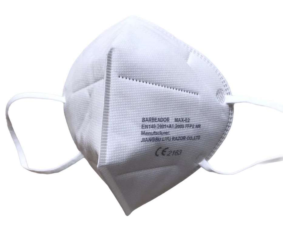 Boite de masques FFP2 blancs (x 20 masques)
