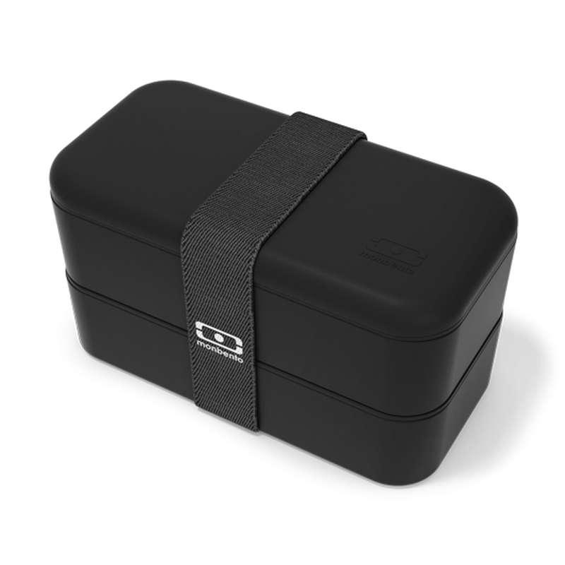 Boîte Bento - noir Onyx, Monbento