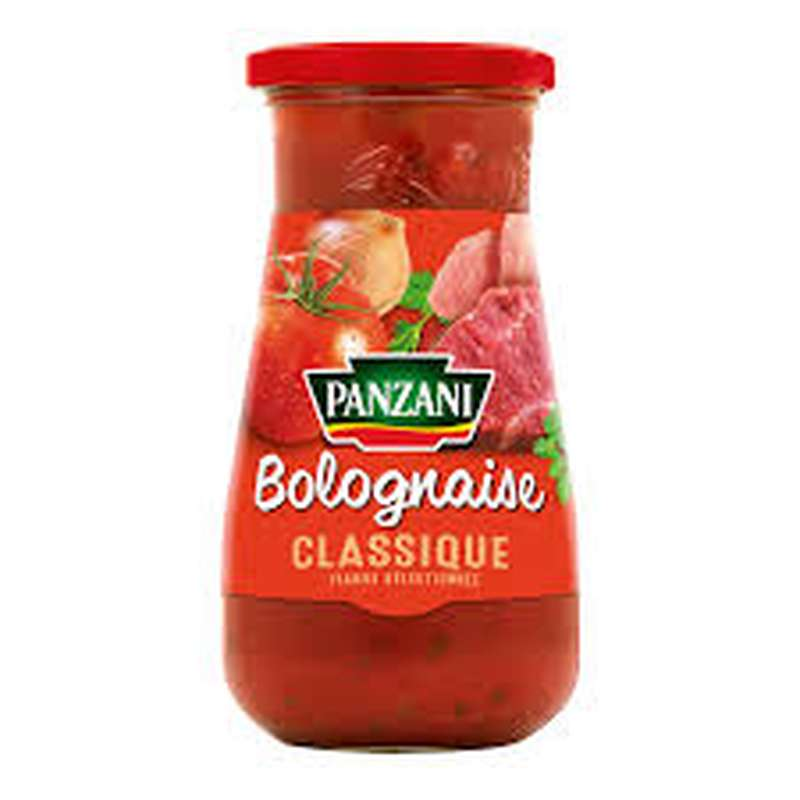 Sauce Bolognaise, Panzani (425 g)