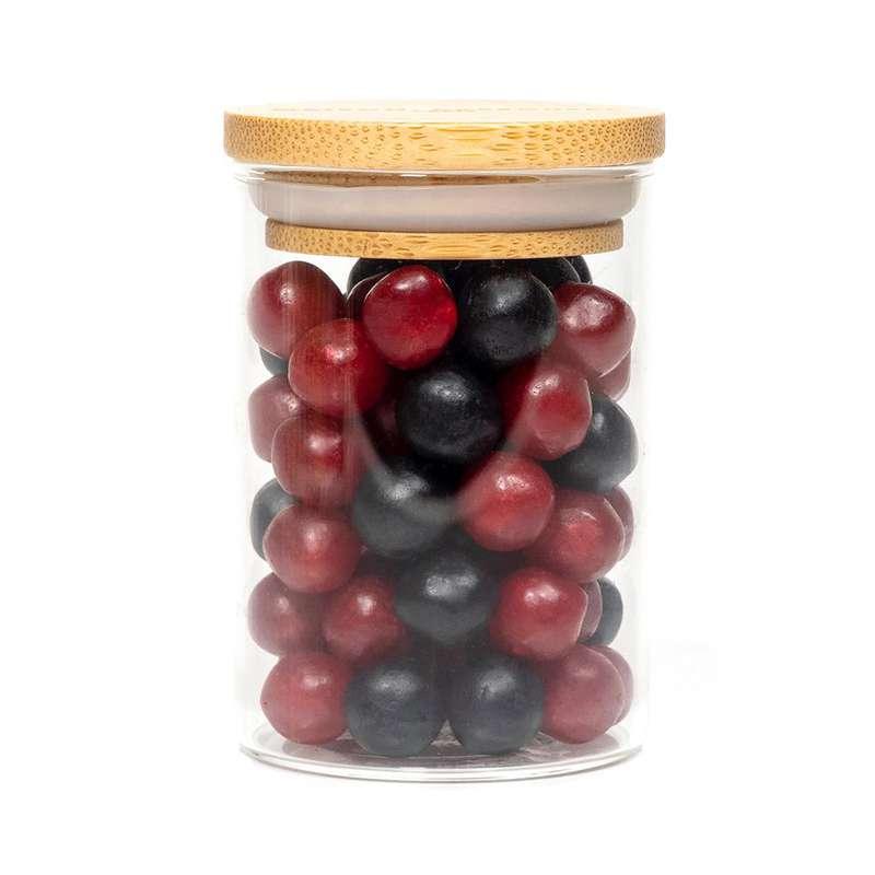 Bonbonnière individuelle Perles dragéifiés, Maison Carrousel (150 g)