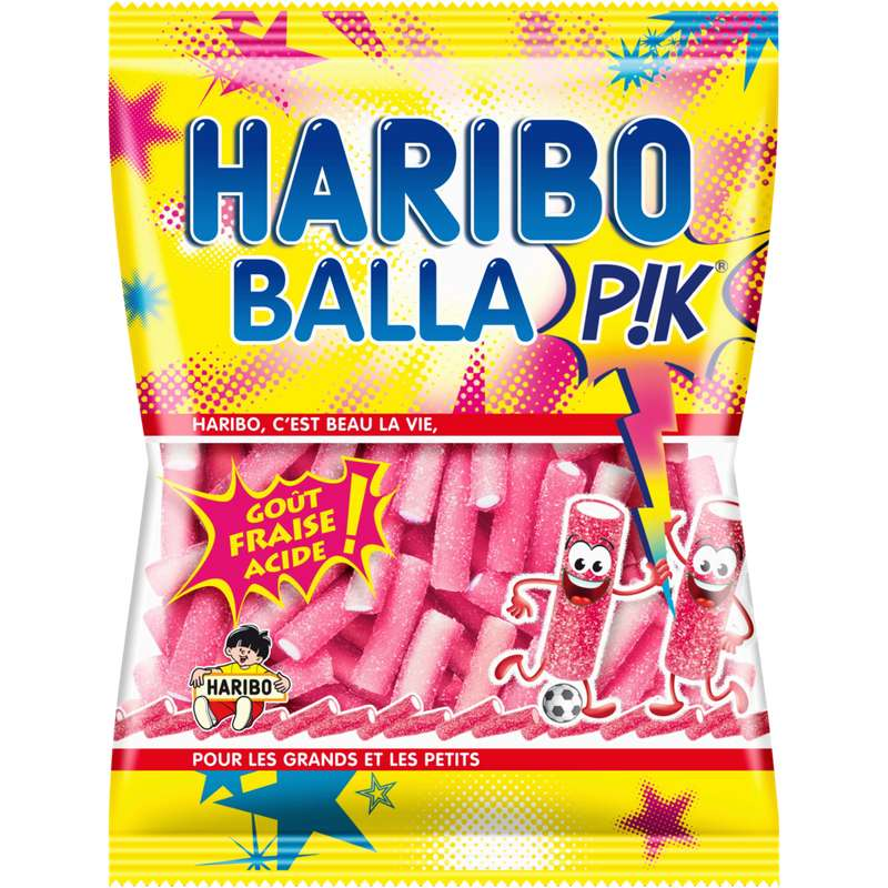 Bonbons Balla Pik, Haribo (200 g)