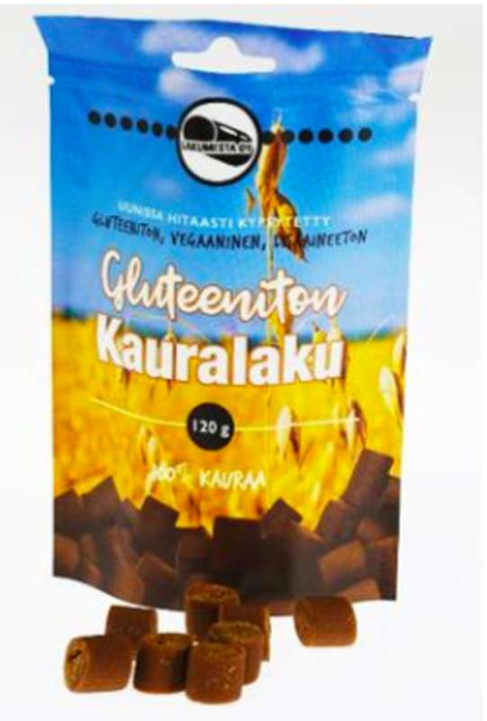 Bonbons de réglisse sans gluten (120 g)