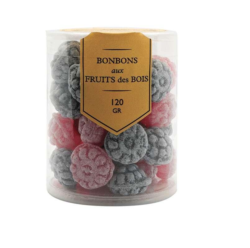 Bonbons fruits des bois, Le Petit Duc (120 g)