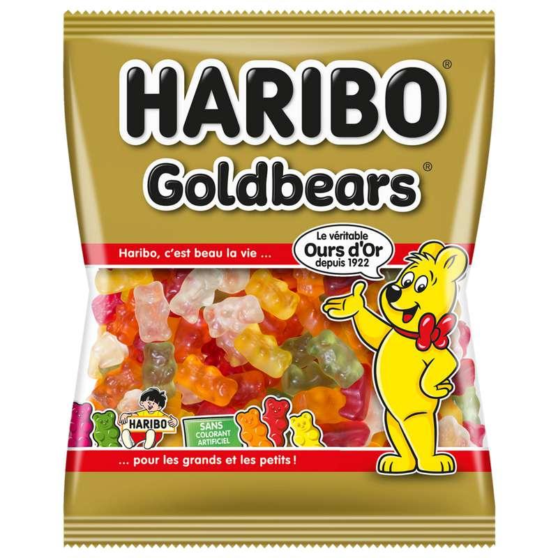 Bonbons Goldbear, Haribo (300 g + 15% offerts)