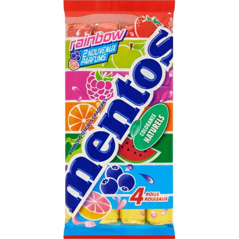 Bonbons Rainbow, Mentos (150 g)