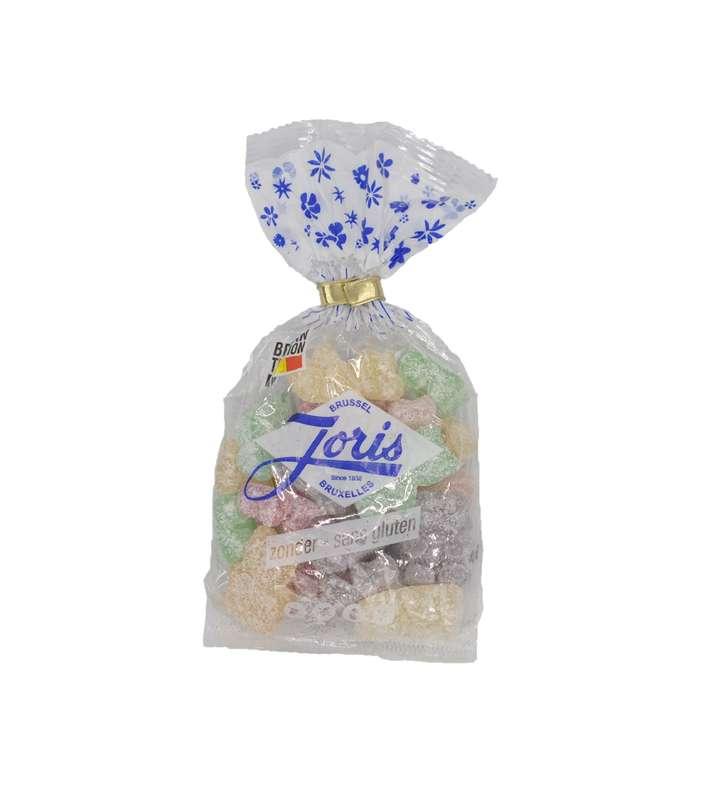 Bonbons Oursons acidulés en sachet, Joris (130 g)