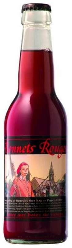 Lancelot Bonnets Rouges bière rousse, 5,5° (33 cl)