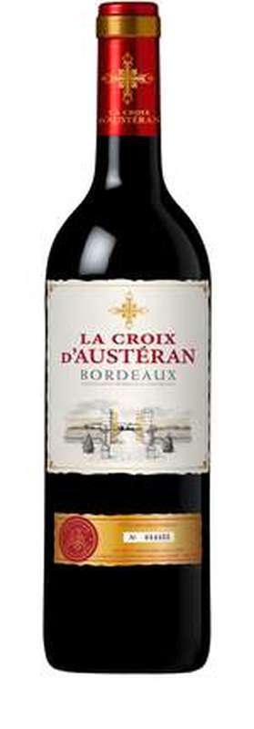 Bordeaux de la Croix D'austeran 2018 (75 cl)