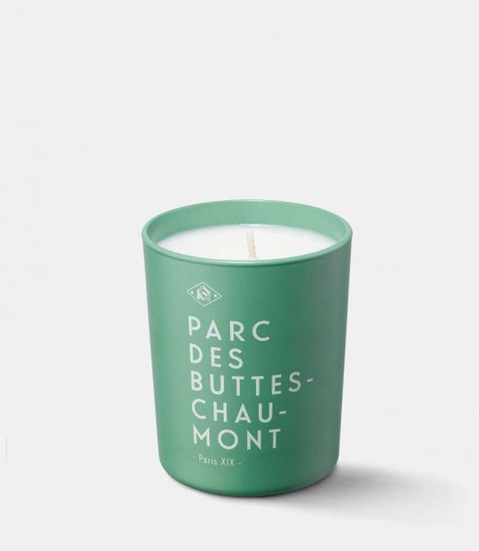 Bougie Parfumée Parc des Buttes-Chaumont, Kerzon (190 g)