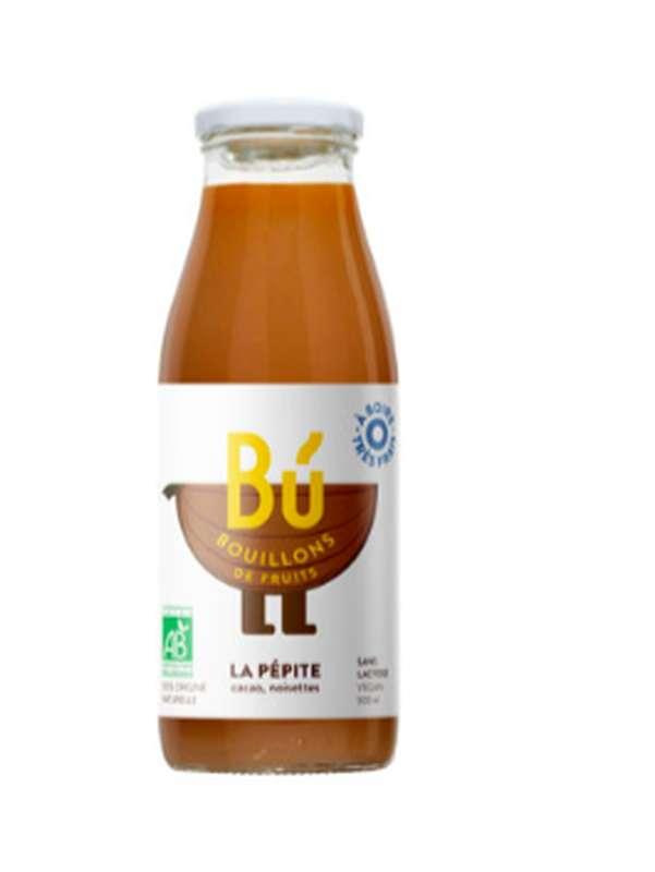 Bouillon cacao, noisette - La Pépite BIO, Bu (25 cl)