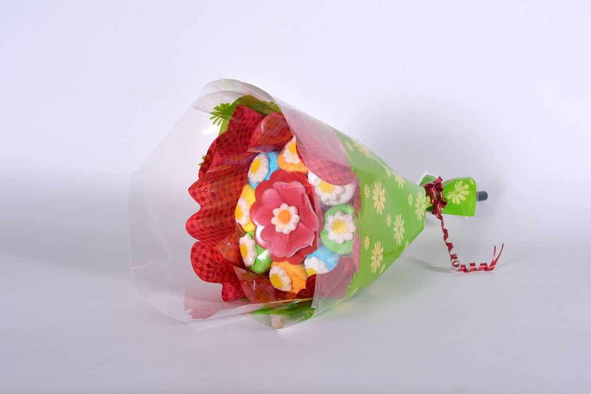 Bouquet de fleurs Bora Bora, Tonton Pierrot (1 bouquet, 162 g)