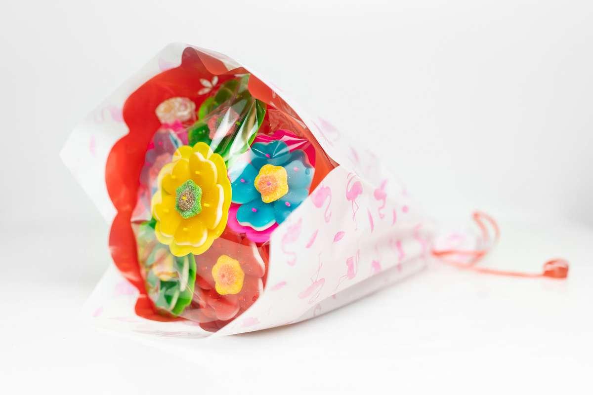 Bouquet de fleurs Dolce Vita, Tonton Pierrot (270 g)