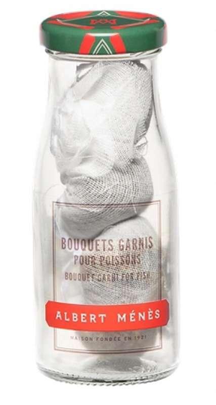 Bouquets garnis pour poisson, Albert Ménès (12 g)