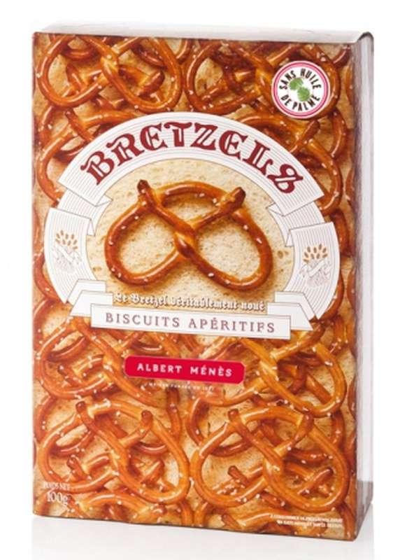 Bretzels, Albert Ménès (100 g)