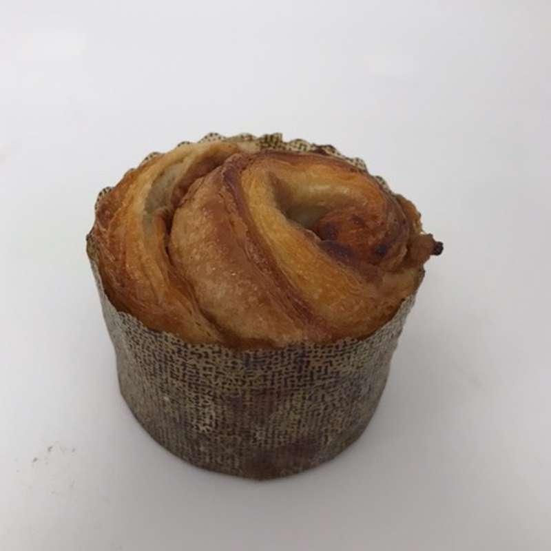 Brioche aux pommes caramélisées et cannelle, La Grande Épicerie de Paris (100 g)