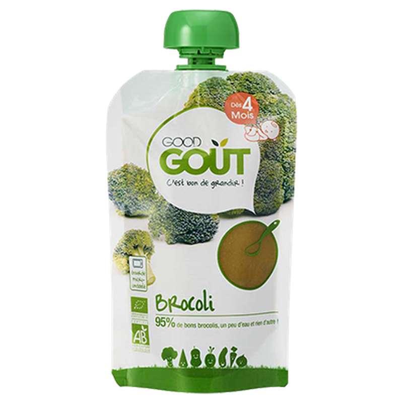 Brocoli BIO - dès 4 mois, Good Goût (120 g)