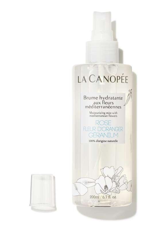 Brume hydratante aux fleurs méditerranéennes, La Canopée (200 ml)