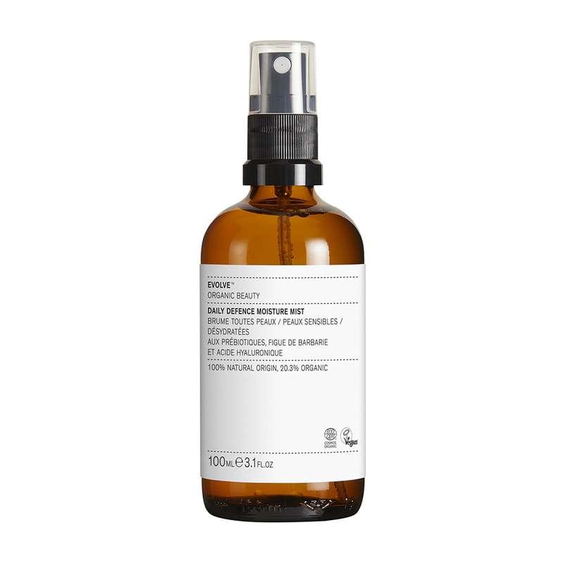 Brume hydratante de défense quotidenne BIO, Evolve (100 ml)