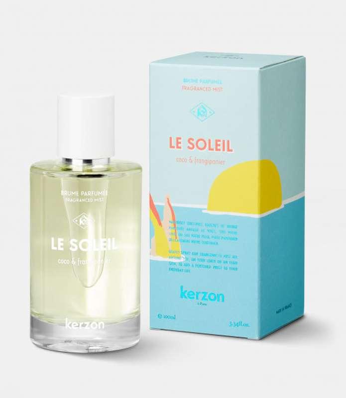 Brume parfumée Le Soleil, Kerzon (100 ml)