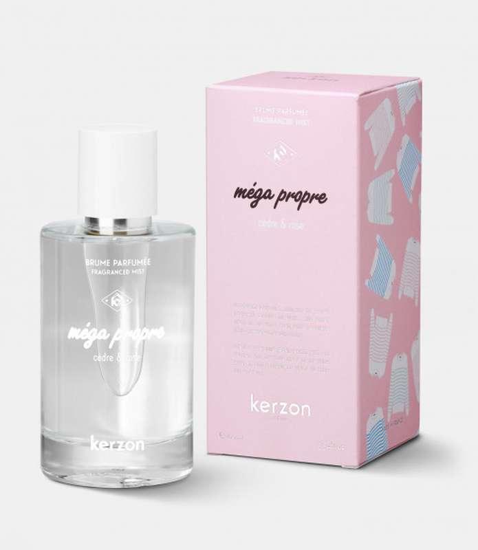 Brume parfumée Méga Propre, Kerzon (100 ml)