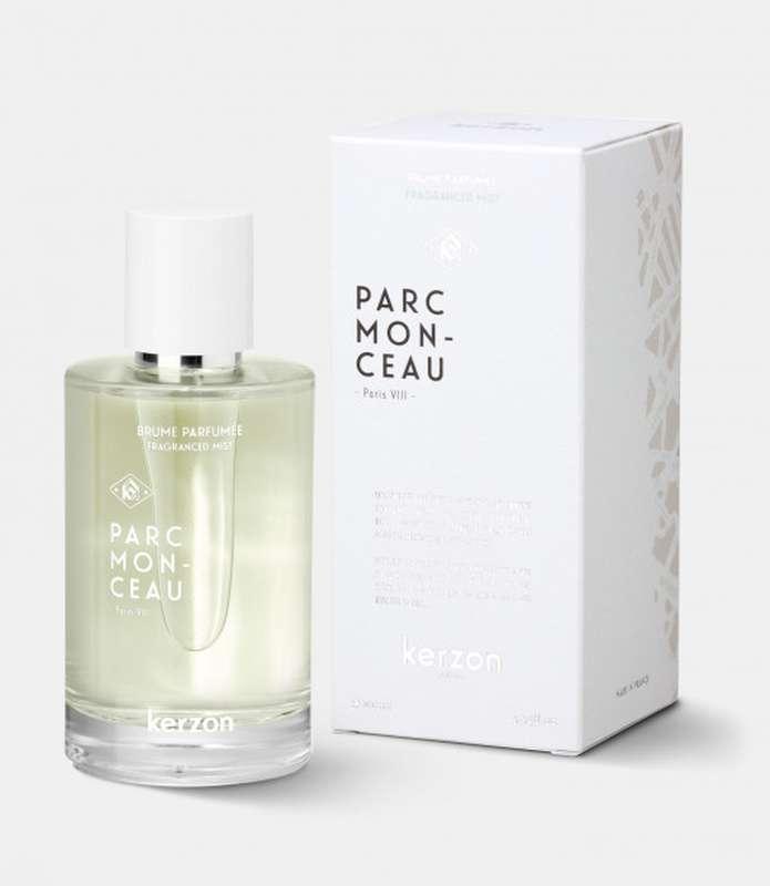 Brume parfumée Parc Monceau, Kerzon (100 ml)