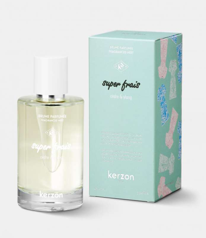 Brume parfumée Super Frais, Kerzon (100 ml)