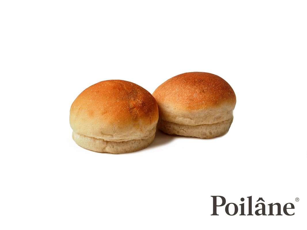 Buns Nature/Lot de 2, Poilâne (x2, 140 g)