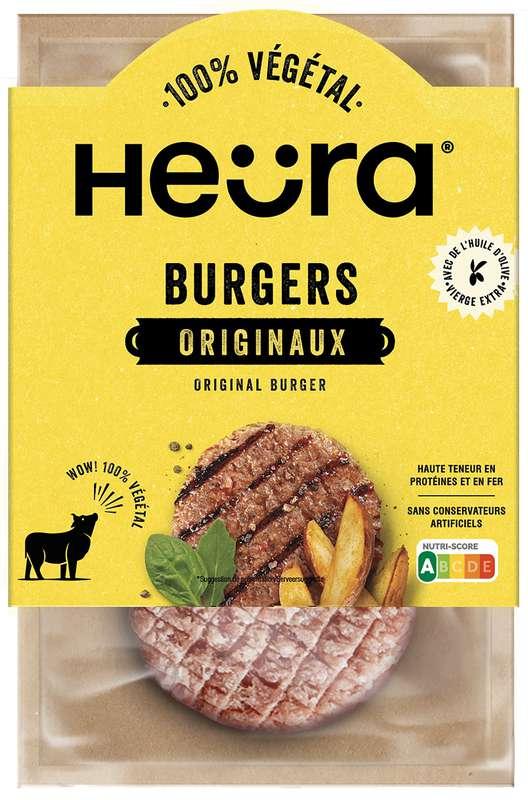 Burger végétal, Heura (x 2, 220 g)