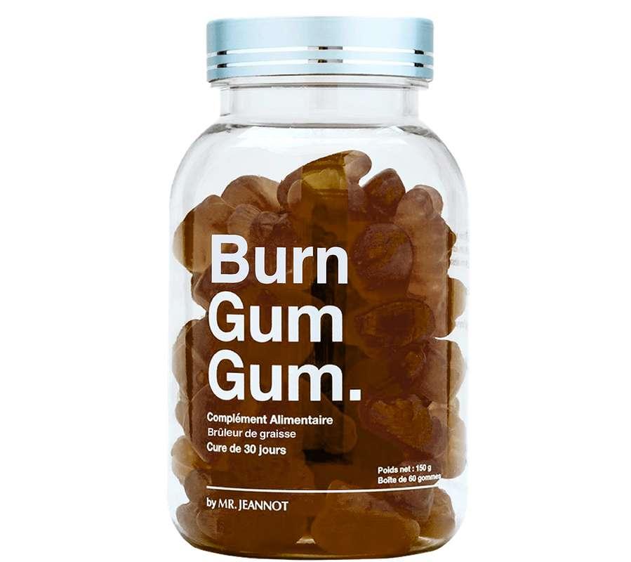 Burn Gum Gum brûleur de graisses, Mr Jeannot (x 60)