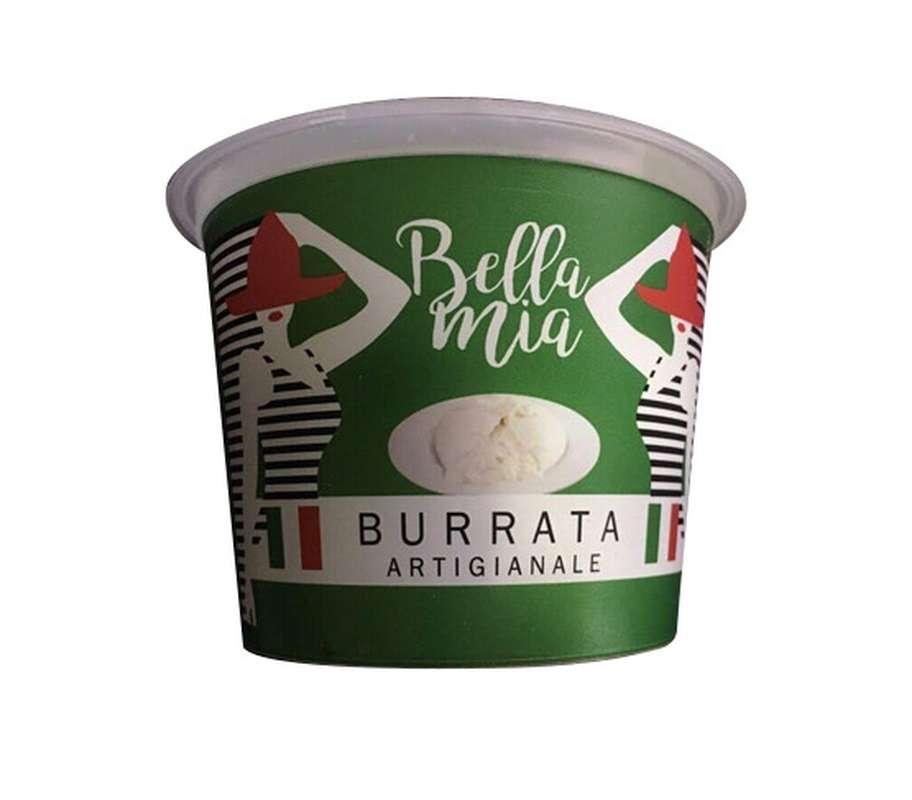 Burrata artigianale, Bella Mia (125 g)