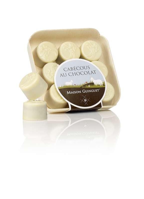 Cabécous au chocolat, Maison Guinguet (95 g)
