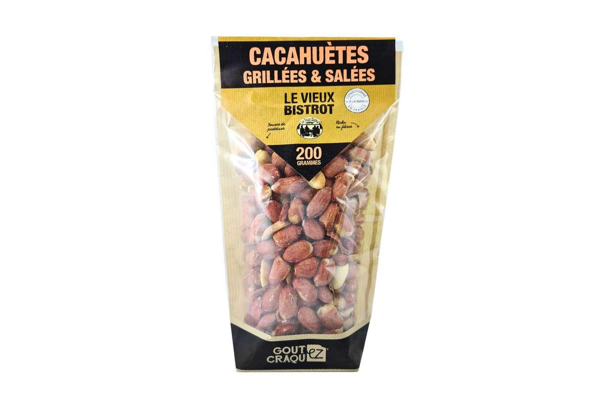 Cacahuètes, Le Vieux Bistrot (200 g)