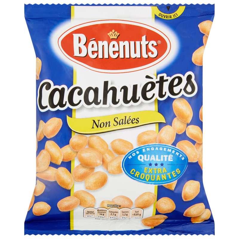 Cacahuètes non salées, Bénenuts (200 g)