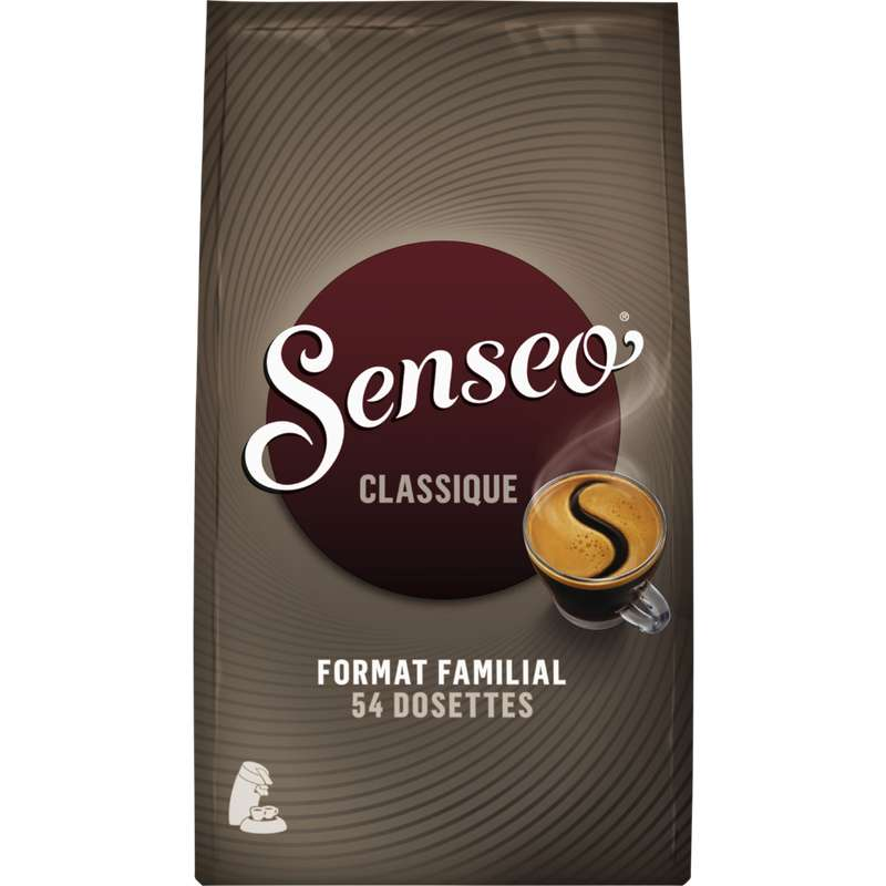 Café dosette classique, Senseo (x 54)
