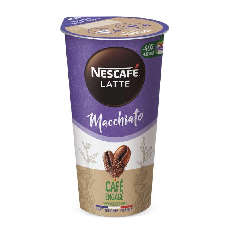 Shakissimo saveur Latte Macchiato, Nescafe (190 ml)