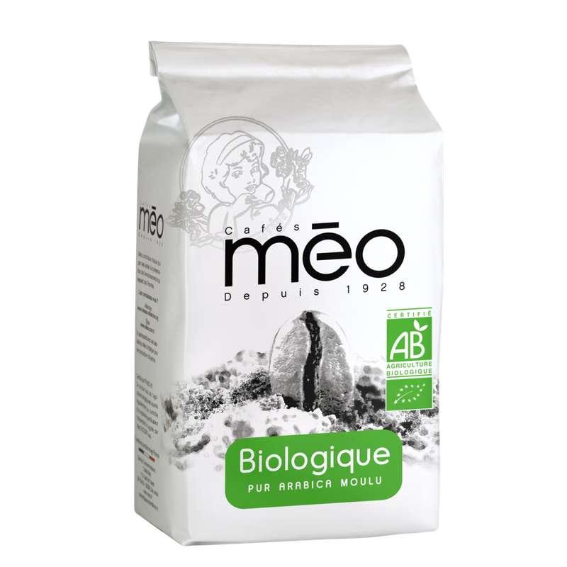 Café moulu BIO, Méo (500 g)