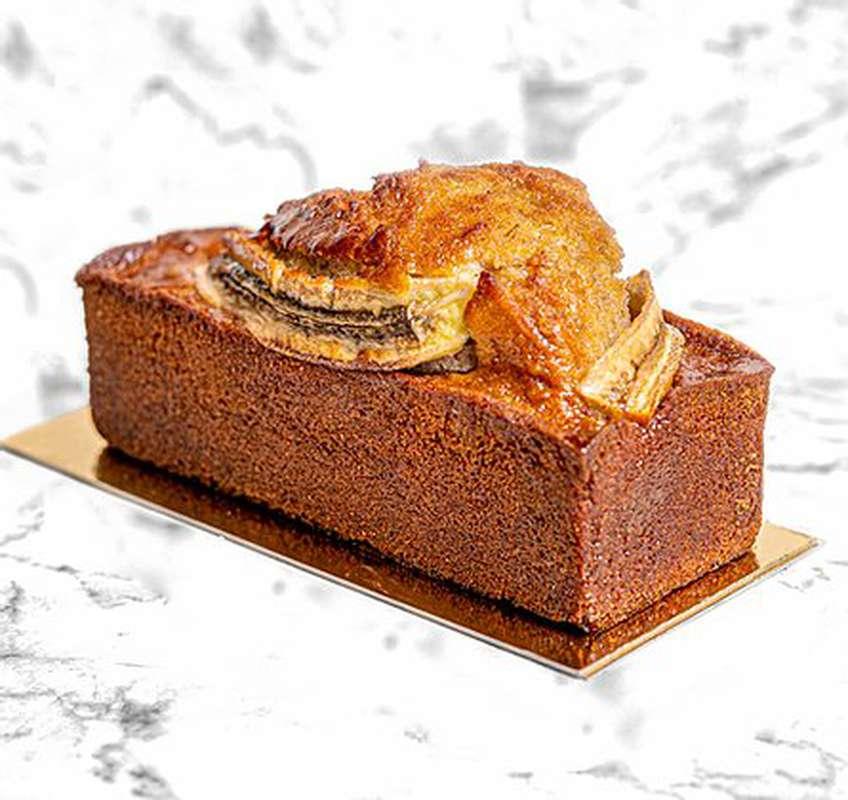 Cake Banane Sans Gluten, Le Bar à Cake (600 g)