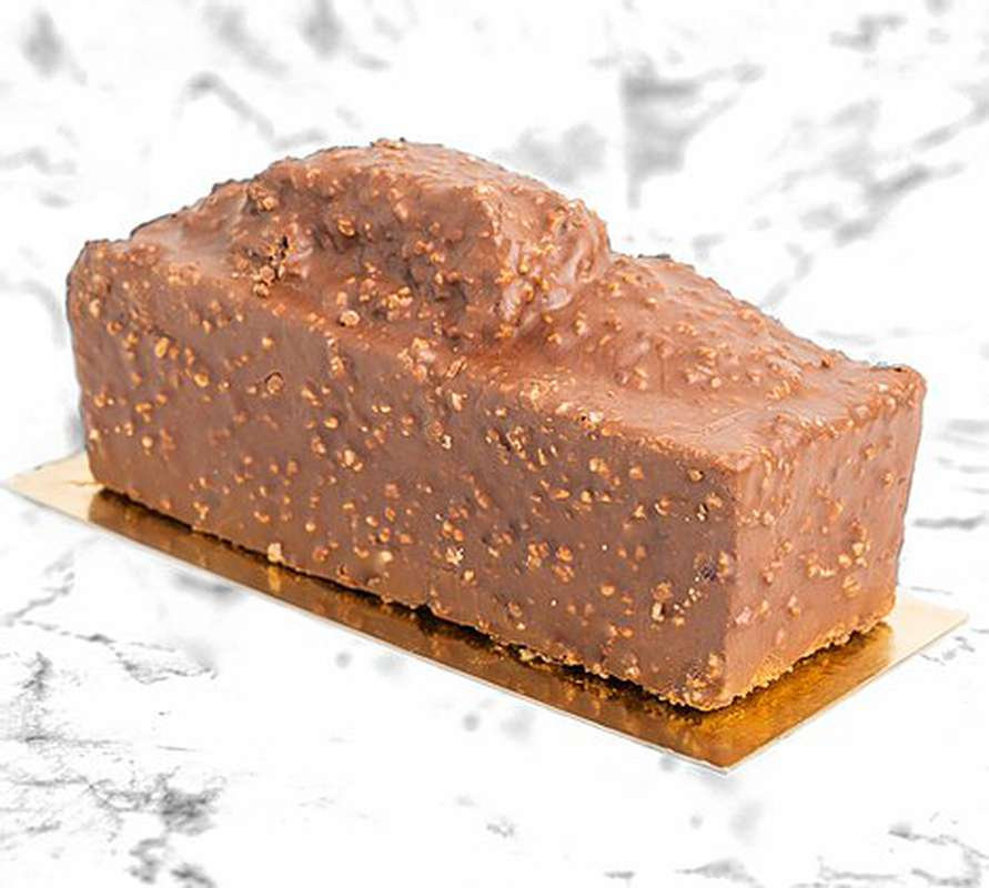 Cake Chocolat Marbré Sans Gluten, Le Bar à Cake (600 g)